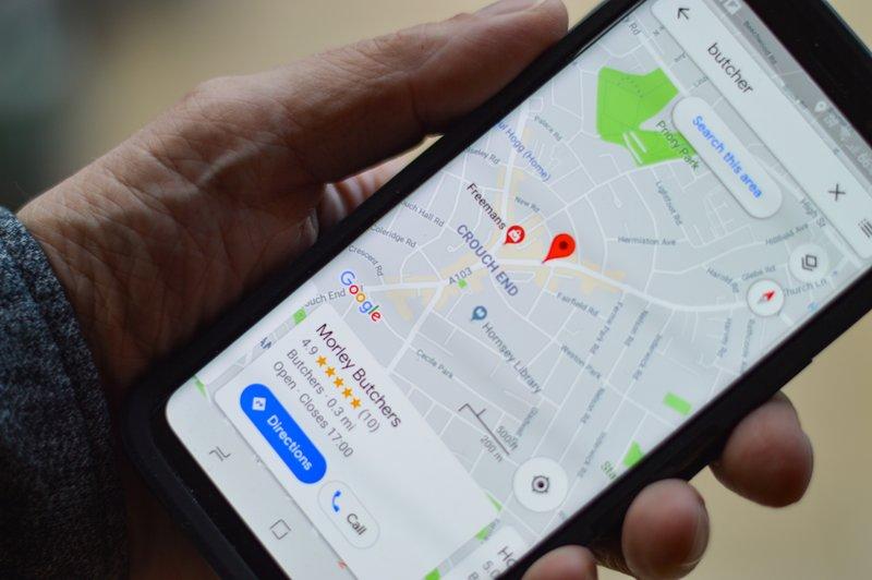 Pozycjonowanie w Google Maps i optymalizacja wizytówki Google