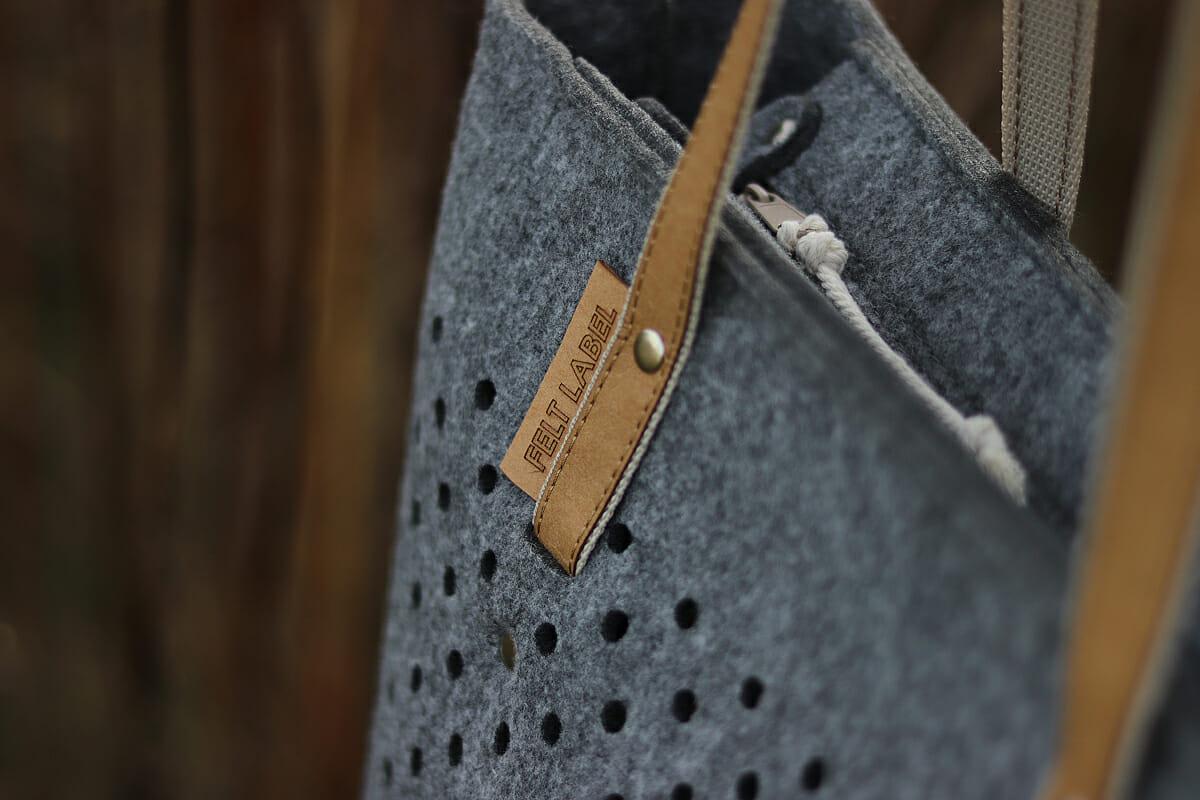 Filcowe torebki to modny i ekologiczny dodatek do stylizacji